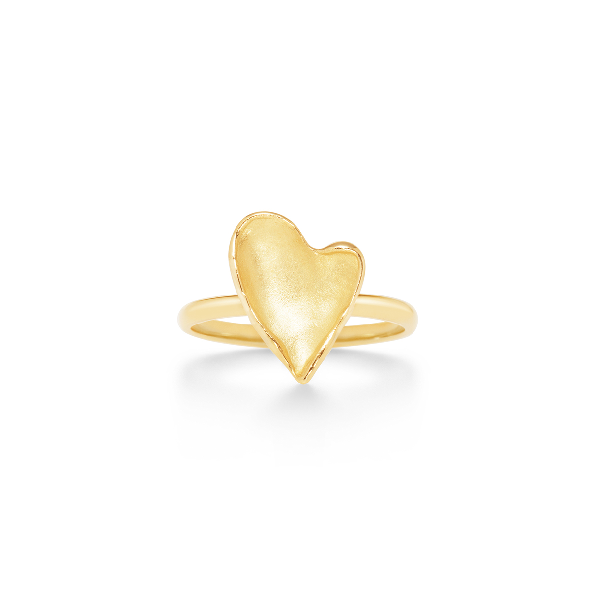 heart petal 戒指