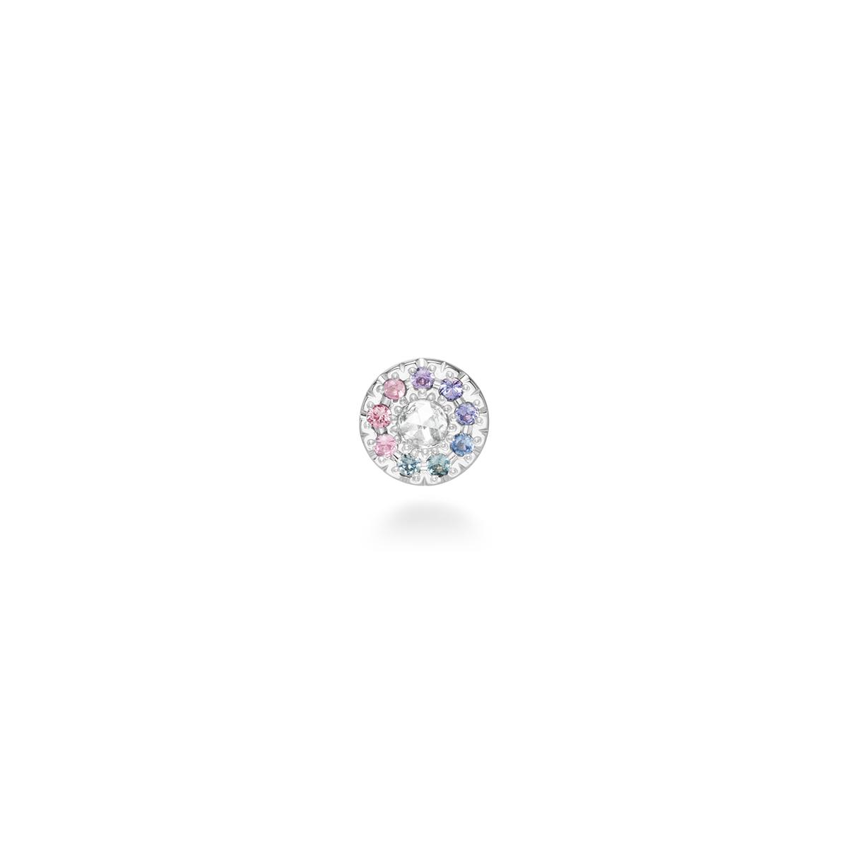 corsage 耳環 (pastel color)