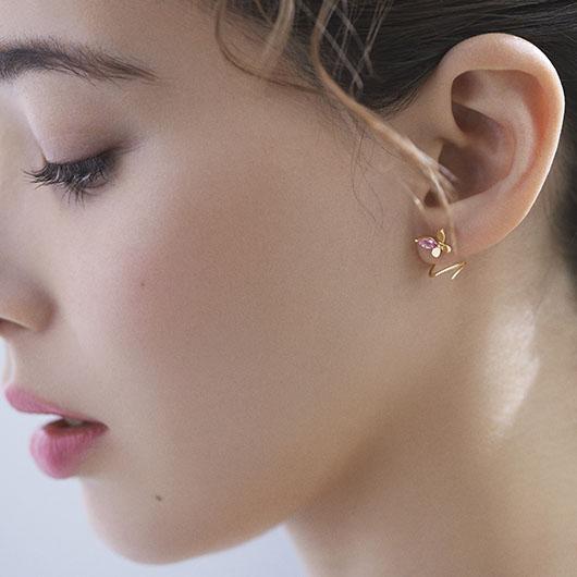 passage des papillons 耳環