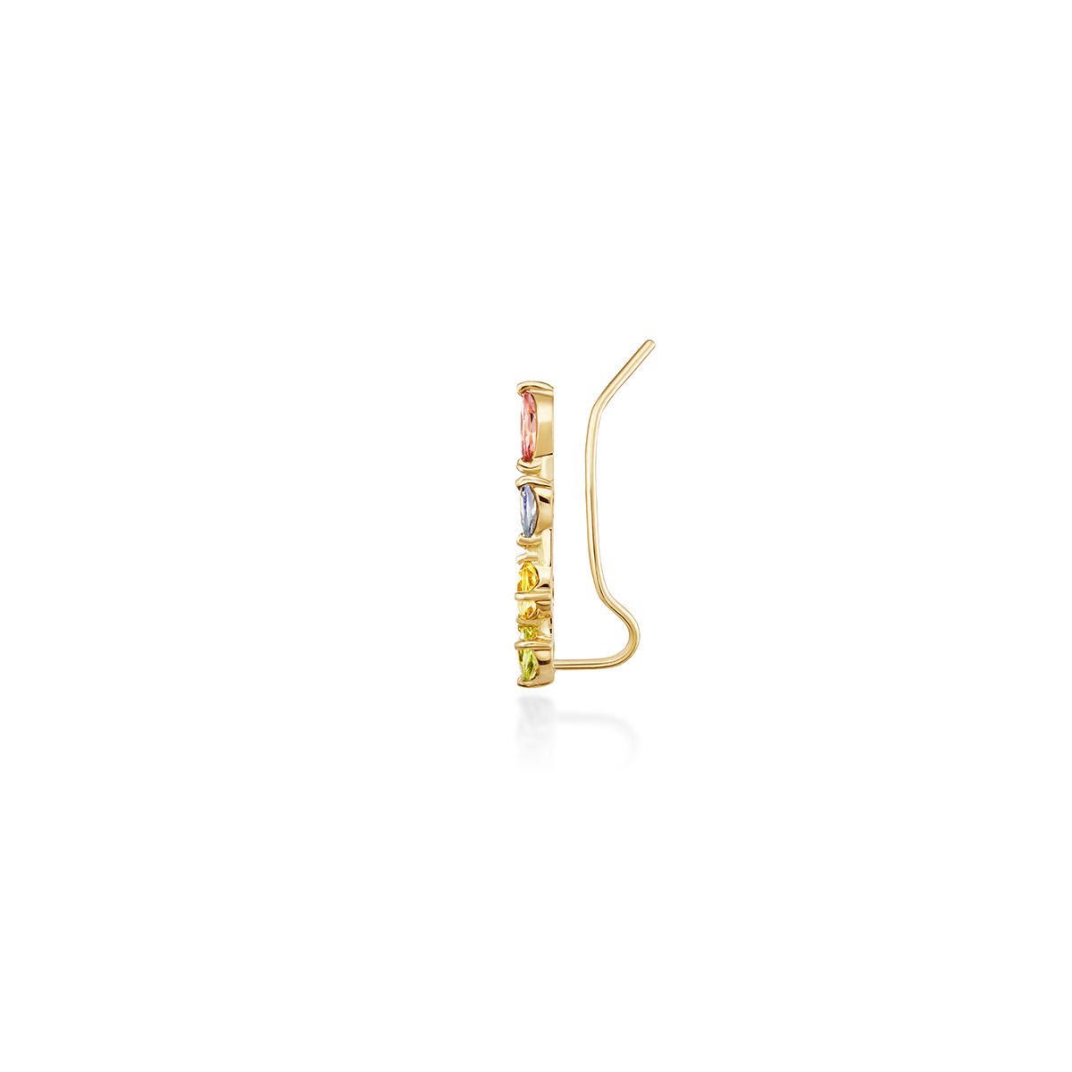 foliage(夾式耳針)耳環