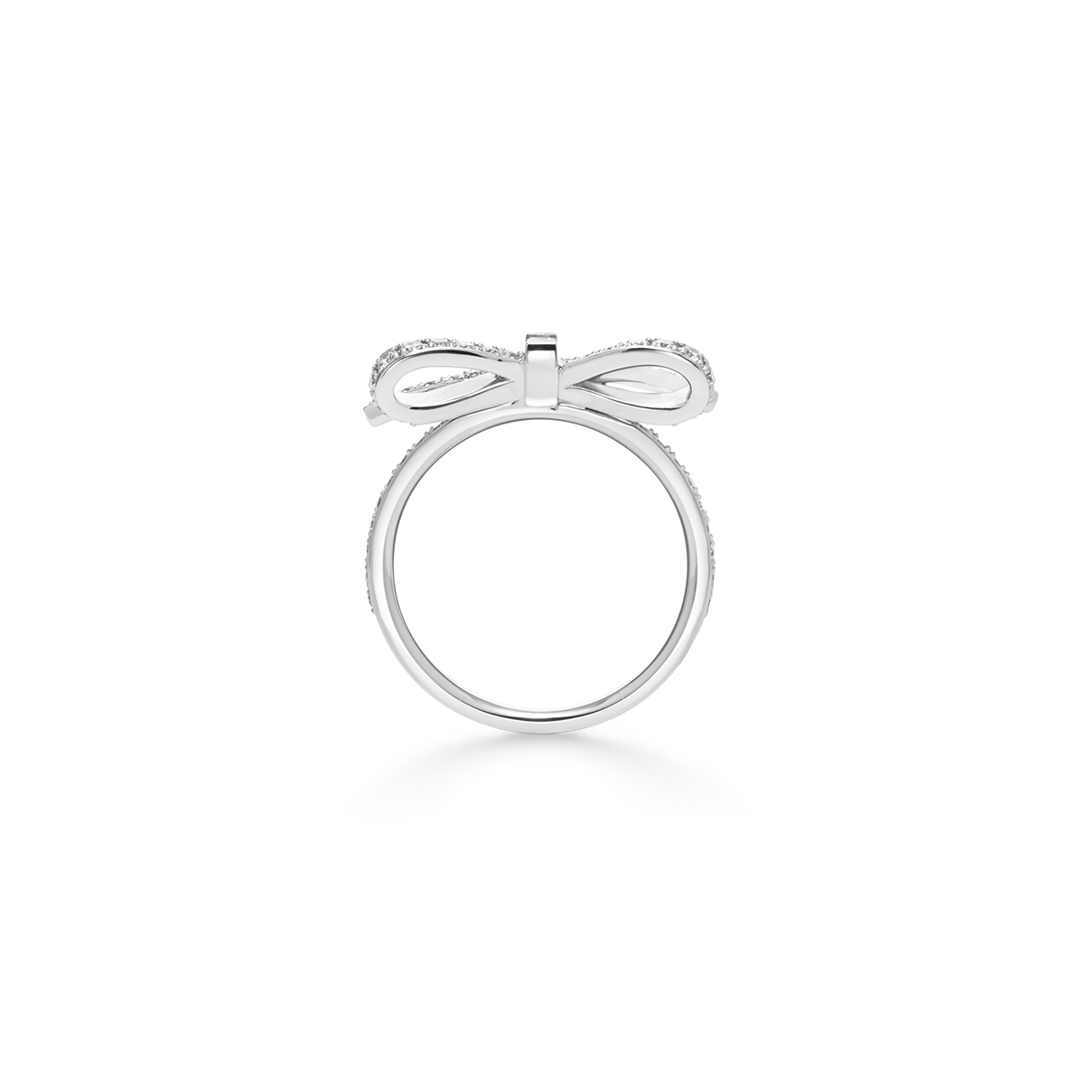 ruban diamond 戒指