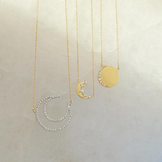 tina moon 項鍊